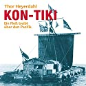 Kon-Tiki: Ein Floss treibt über den Pazifik (       UNABRIDGED) by Thor Heyerdahl Narrated by Gordon Piedesack