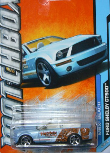 Matchbox MBX Beach Ford Shelby GT500 16 of 120