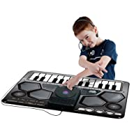 Zippy Mat Music Style Touch-Sensitive…