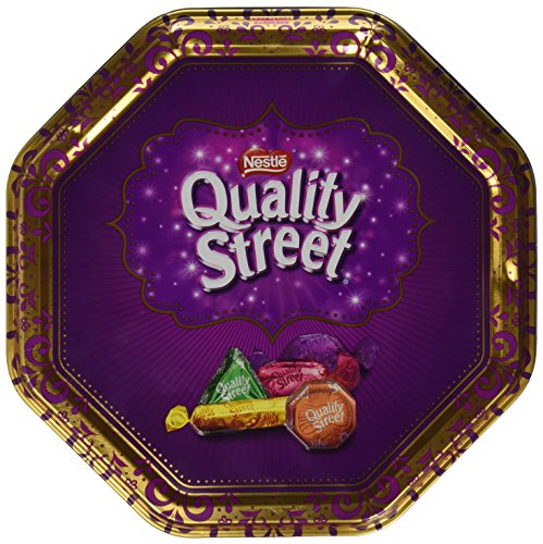 Nestle Quality Street Gifting Tin 1.275kg (2.8lb) (Quality Chocolate compare prices)