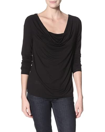 Cullen Women's Drape Neck Top