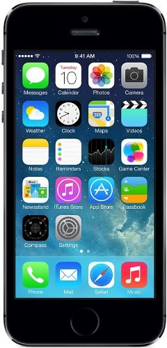 Apple iPhone 5S 16GB Grigio [Italia]
