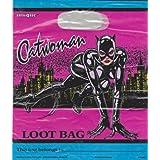 Catwoman Vintage Favor Bags (8ct)
