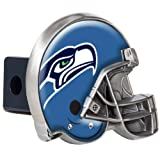 NFL Seattle Seahawks Metal Helmet Trailer Hitch Cover at Amazon.com