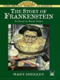 Frankenstein (Dover Childrens Thrift Classics)