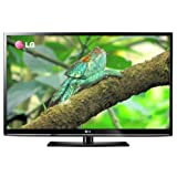 LG 50PK350 50-inch Widescreen HD ready 1080p 600Hz Plasma TV with Freeviewby LG Electronics