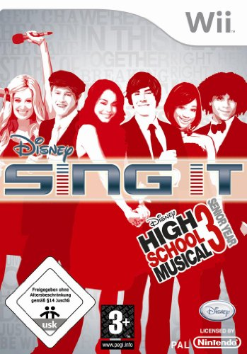 High School Musical 3 - Disney Sing it