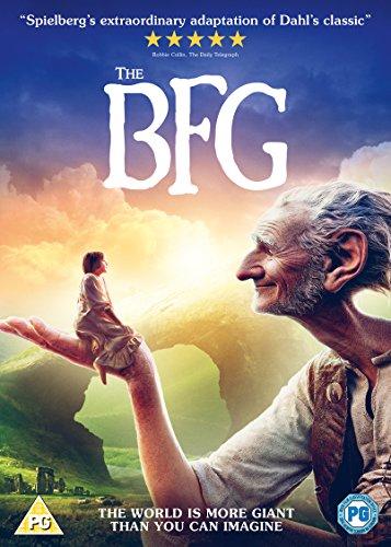 Bfg [Edizione: Regno Unito] [Reino Unido] [DVD]