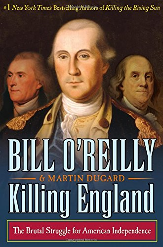 Bill Oreilly Killing England