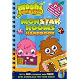 Moshi Monsters MonSTAR Rooms Handbookby Sunbird