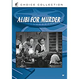 Alibi for Murder (1935) - DVD