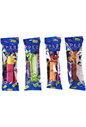 Disney Muppets PEZ Candy Dispensers: Pack of 12