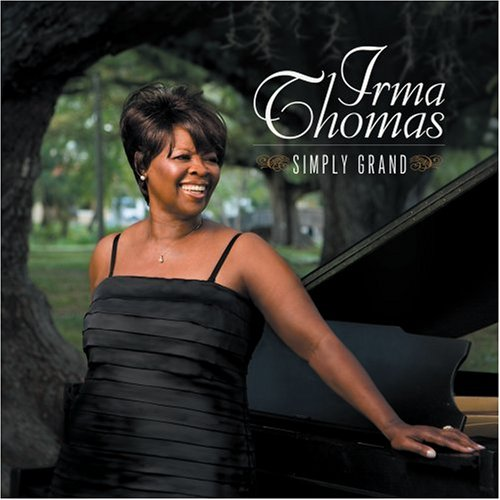 Irma Thomas - Simply Grand (Advance) - Zortam Music