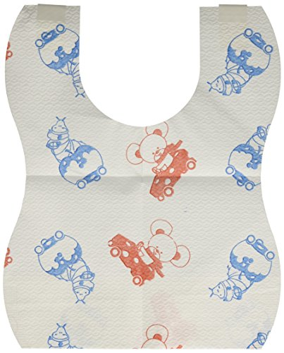 Chicco 00067440010000 Disposable Bibs Set of 40