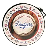 Los Angeles Dodgers CD / DVD / Game Carrying Case (Holds 24 CD's)