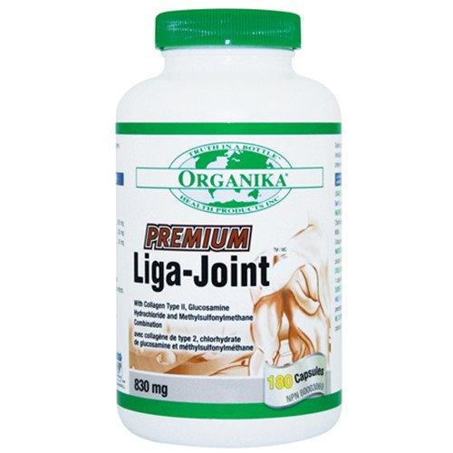 Organika Premium Liga Joint, 830Mg, 180 Capsules