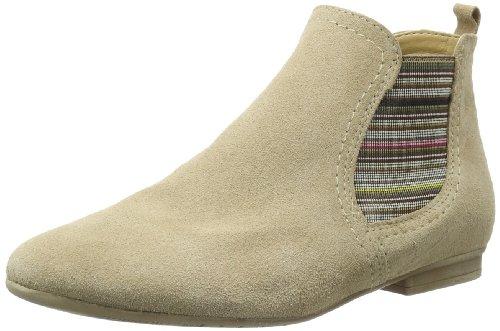 Tamaris Womens TAMARIS TREND Chelsea Boots Beige Beige (NATURE 346) Size: 5 (38 EU)