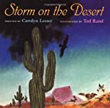 img - for Storm on the Desert book / textbook / text book