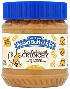 Peanut Butter & Co Crunch Time Peanut Butter 340g (Pack of 6)