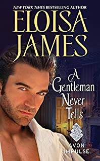 Book Cover: A Gentleman Never Tells: A Novella