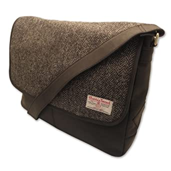 Mens Tweed Shoulder Bag 63