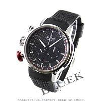 [エドックス]EDOX 腕時計 WRC クロノラリー クロノグラフ タキメーター ラバー ブラック/カーボンブラック メンズ 10302 3 NIN2 [並行輸入品]