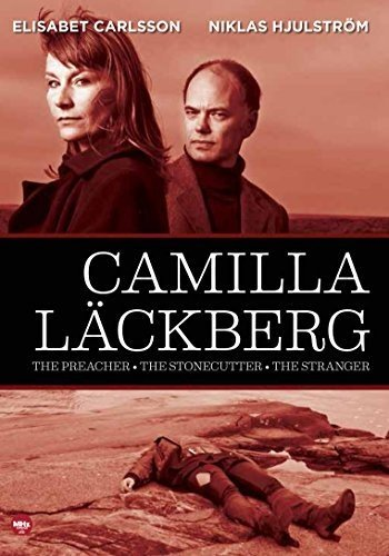 Camilla Lackberg: The Preacher, The Stonecutter and The Stranger (3 Pack, 3PC)