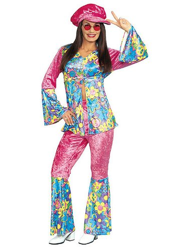 Flower Power Costume