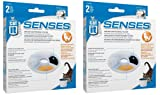 Catit Design Senses Replacement Water Filtering Cartridge, 2-Pack (4-Pack)