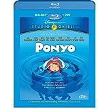 Ponyo [Blu-ray + DVD]by Cate Blanchett