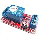 HiLetgo 12V 1チャンネル リレー モジュール サポート高低レベルのトリガー [並行輸入品]