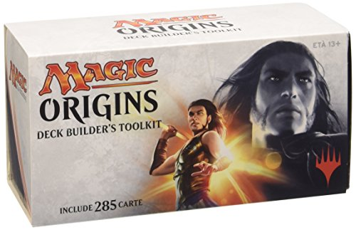 Magic the Gathering - Magic Deck Builder'S Toolkit Origins