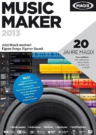 MAGIX Music Maker 2013 [Download]
