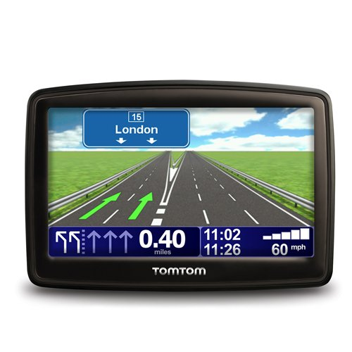 TomTom XXL 540S 5-Inch Widescreen Portable GPS Navigator World Traveler Edition