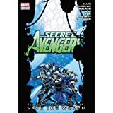 Secret Avengers: Run the Mission, Don&#39;t Get Caught, Save the World.par Jamie Mckelvie