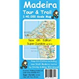 Madeira Tour & Trail Map 6th edition Super-Durable version (Tour & Trail Maps)by David Brawn