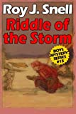 img - for Riddle of the Storm (Boys Mystery Series, Book 15) book / textbook / text book