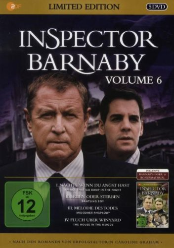 Inspector Barnaby, Vol. 06 [Limited Edition] [4 DVDs]