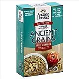 Ancient Harvest 10.58 Oz. Organic Apple Cinnamon Hot Breakfast Cereal, Case Of 8