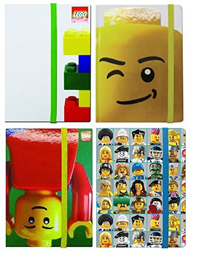 LEGO Journal - (Colors/Styles Vary) - 1