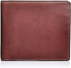 [インディード] INDEED 二つ折り財布(小銭入れ付き【ボルサ】 370415 DBR (ダークブラウン)