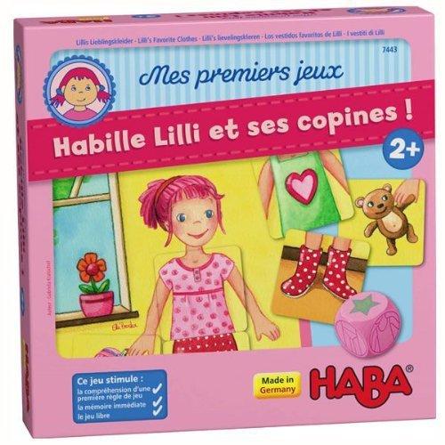 Kleid Lilli und ihre Freunde - Haba