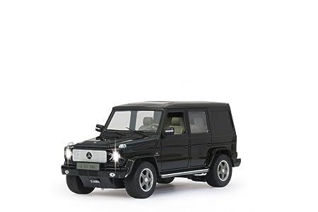 Jamara - 403910 - Maquette - Voiture - Mercedes G55 Amg - Noir - 3 Pièces