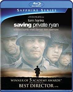 Saving Private Ryan (Sapphire Series)  [Blu-ray]