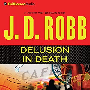 Delusion in Death Audiobook