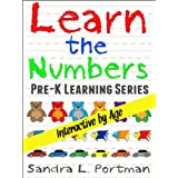 Book 1 Learn the Numbers (Pre-K Learning Series)
