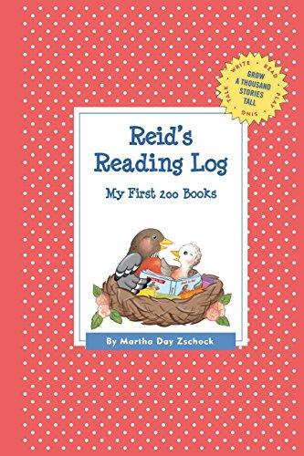 Reid's Reading Log: My First 200 Books (Gatst) (Grow a Thousand Stories Tall)