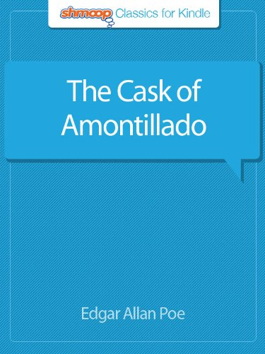 The Cask of Amontillado: Complete Text with Integrated Study Guide from Shmoop PDF