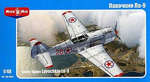 1/48 ラボチキンLa-9戦闘機 AVM4805