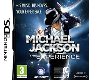 Michael Jackson: The Experience (Nintendo DS)